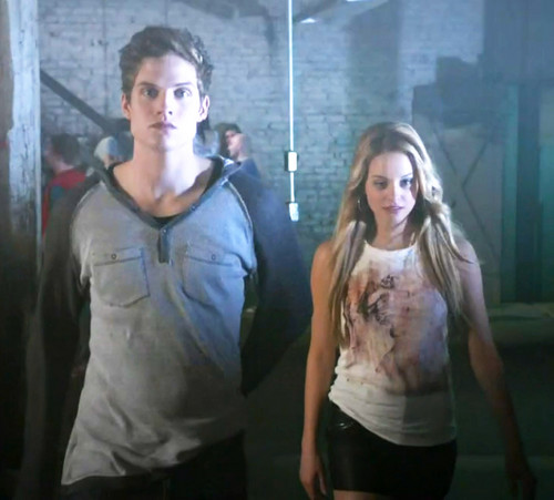 Isaac and Erica