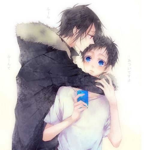 Izaya x Mikado