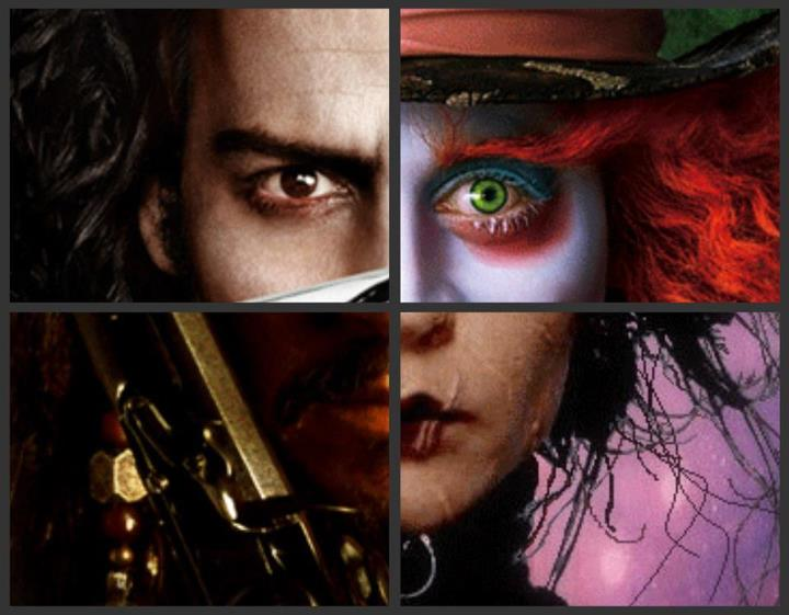 Johnny Depps Movie Characters Images Jds Movie Characters333 Hd