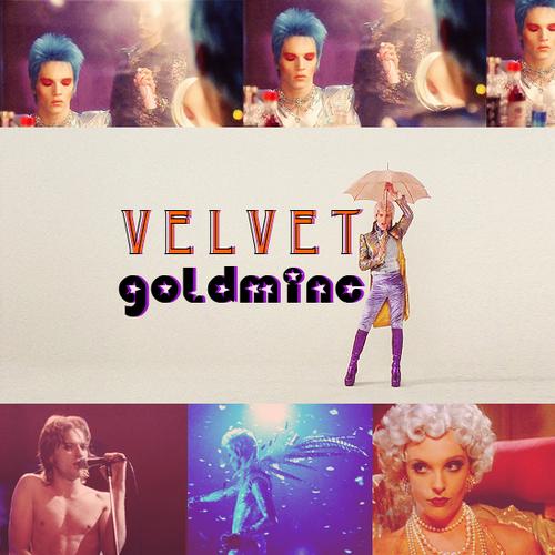 JRM // Velvet Goldmine