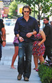 Jared Padalecki Out and About in SoHo