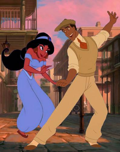 жасмин and Naveen