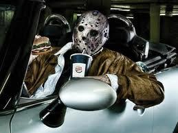 Jason @ Burger King?