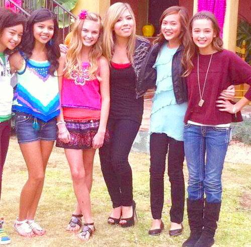 Jennette and Girls