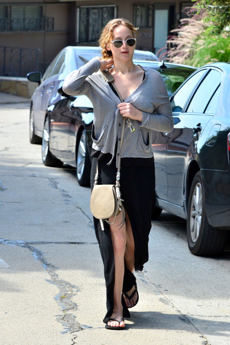 Jennifer in Hollywood - August 7th - jennifer-lawrence Photo
