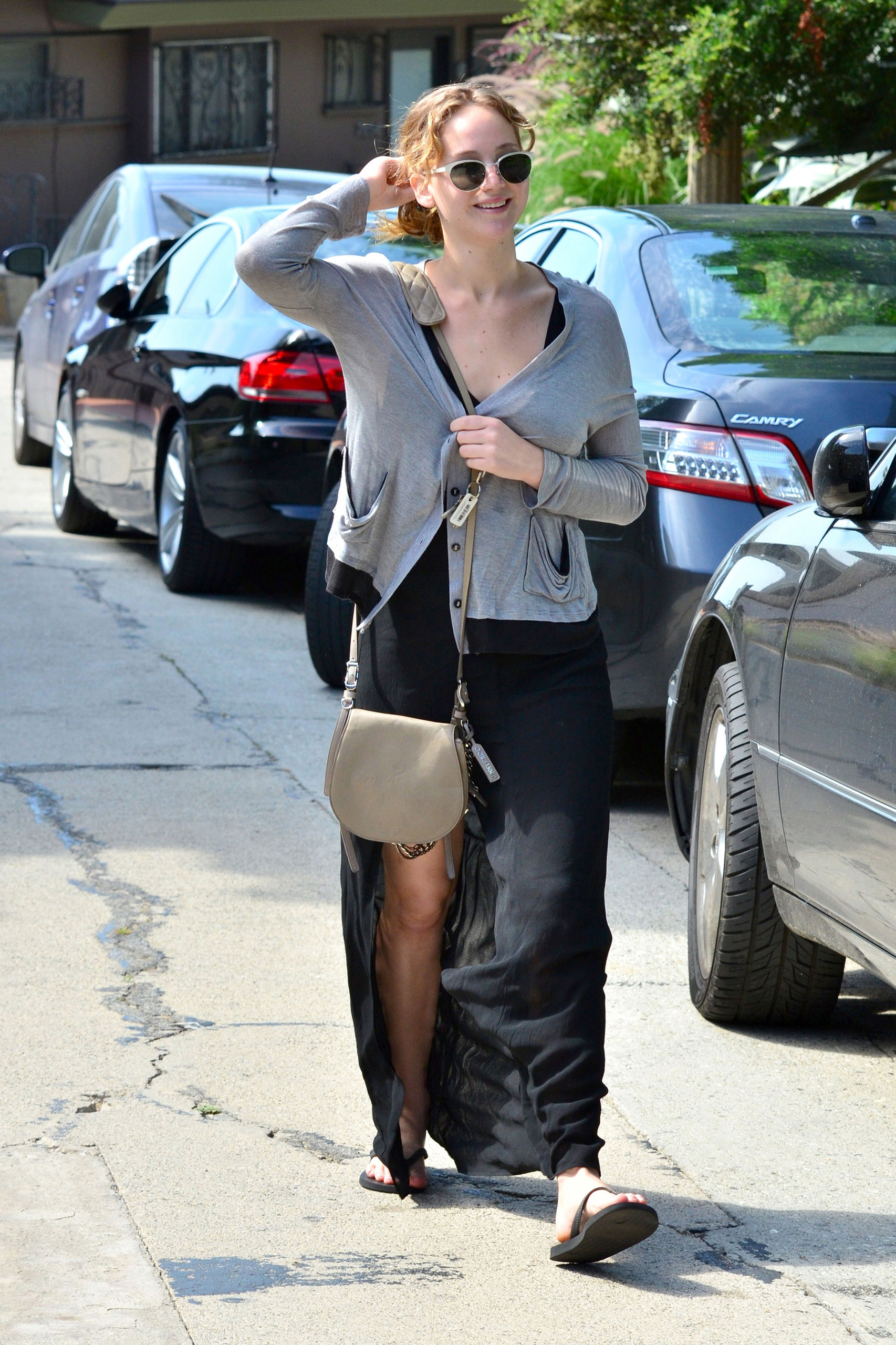Jennifer in Hollywood - August 7th