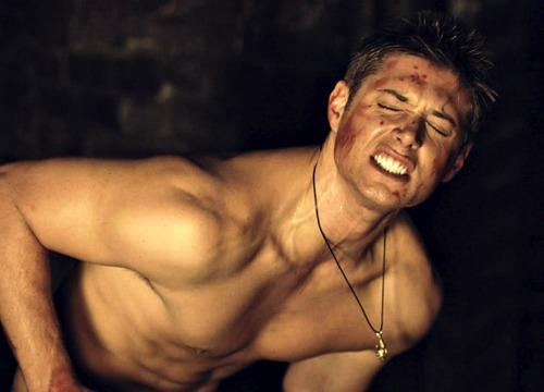 Hottest Actors wallpaper containing a hunk called Jensen Ackles