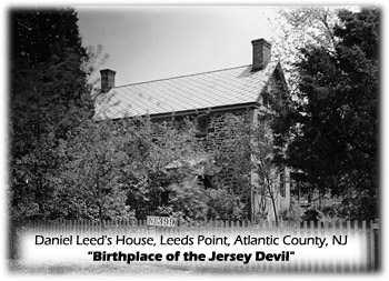 Jersey Devil House!