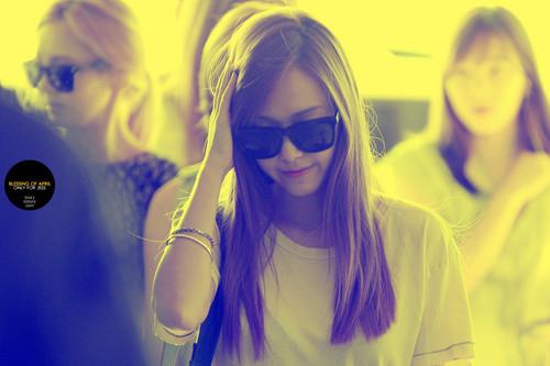 Jessica @ Gimpo Airport