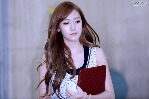 Jessica @ Gimpo airtport