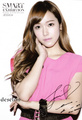 Jessica @ S.M.ART Exhibition PhotoCard