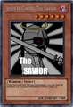 Jesus H. Christ- The Savior - yu-gi-oh fan art