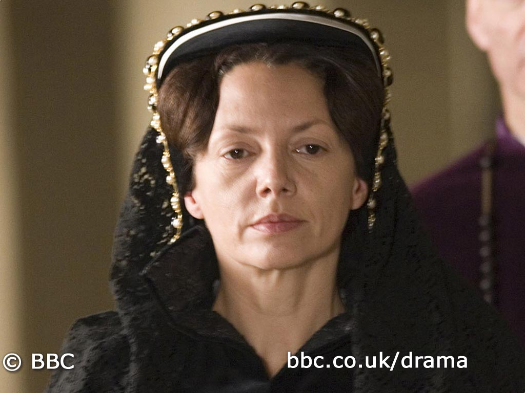 Joanne Whalley as Mary I