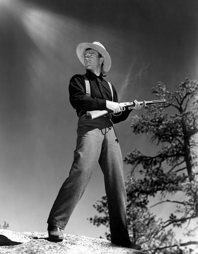John Wayne- 'The Shepard of the hills' 1941