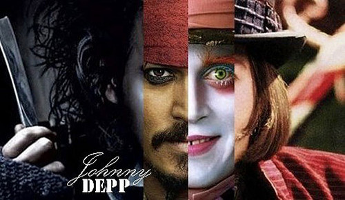 Johnny Depp collage ♥ - johnny-depp Photo