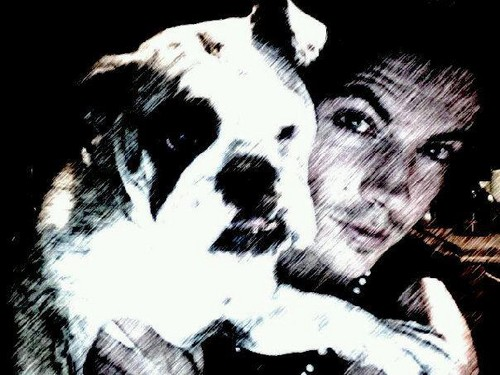Josh Henderson and Saddie ♥