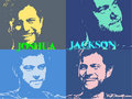 Joshua Jackson  - anna-torv-and-joshua-jackson wallpaper