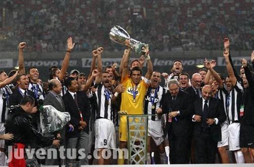 Juventus Supercup 2012