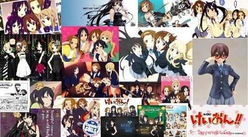 K-on Collage