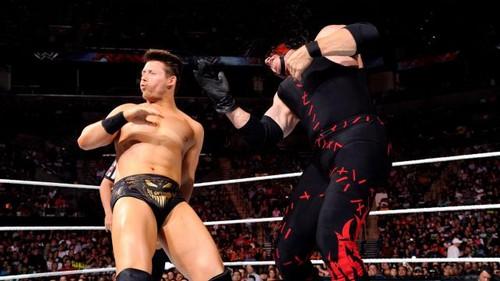 Kane vs Miz