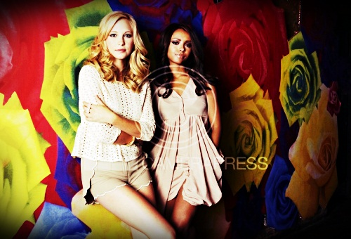 Katerina and Candice