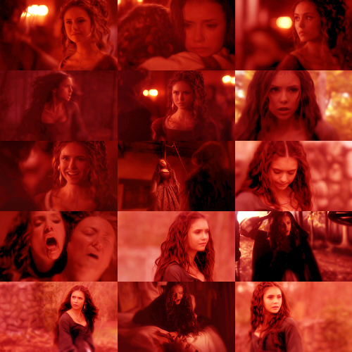 Katerina Petrova in Red