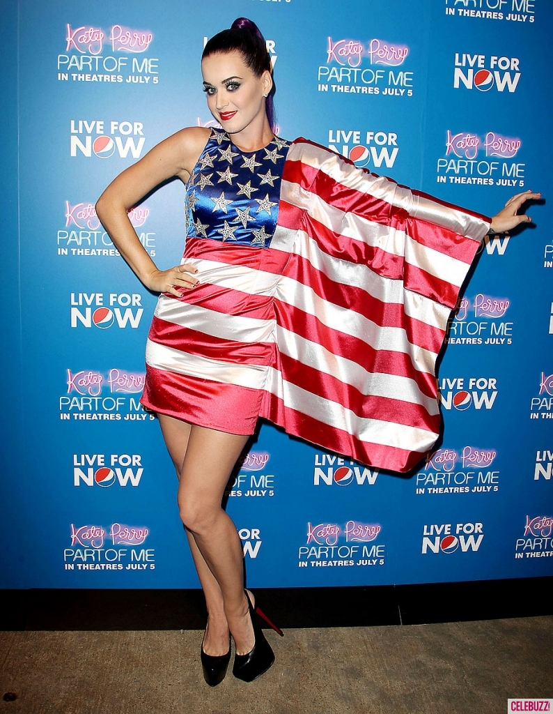 Katheryn Hudson Images Katy Perry American Dress Hd Wallpaper And Background Photos