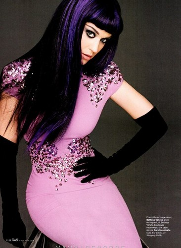 Katy photoshoot