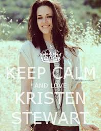 Keep Calm and... - kristen-stewart Photo