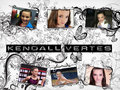 Kendall Vertes collage - dance-moms fan art