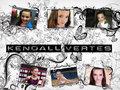Kendall Vertes collage - dance-moms fan art