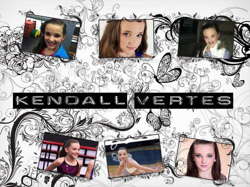 Kendall Vertes collage