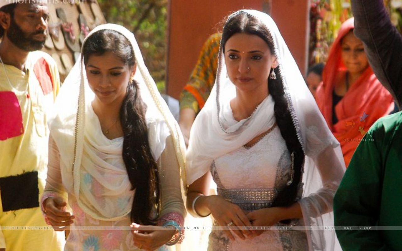 Khushi and Payal