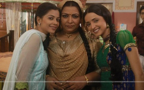 Khushi with Payal and Buwaji