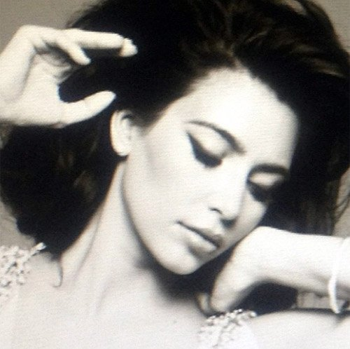 Kim Kardashian during a ছবি shoot (August 1)