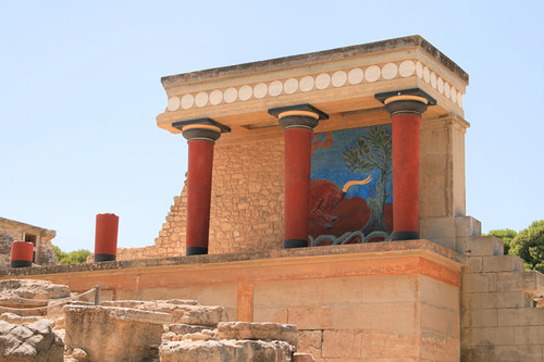 Palace at Knossos