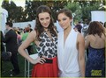 Kristin Kreuk and Katie Cassidy at Television Critics Association - Red Carpet (July 30th, 2012) - kristin-kreuk photo