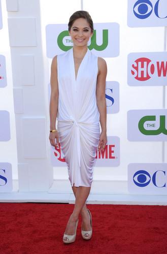 Kristin at ویژن ٹیلی Critics Association - Red Carpet (July 30th, 2012)