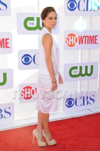 Kristin at televisión Critics Association - Red Carpet (July 30th, 2012)