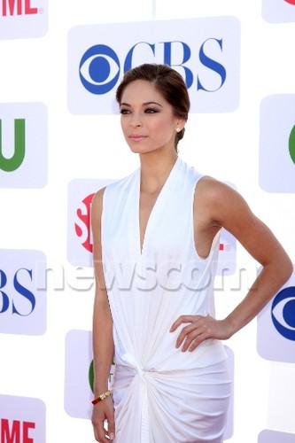 Kristin at ti vi Critics Association - Red Carpet (July 30th, 2012)