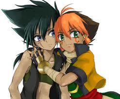 Kyoya and Nile