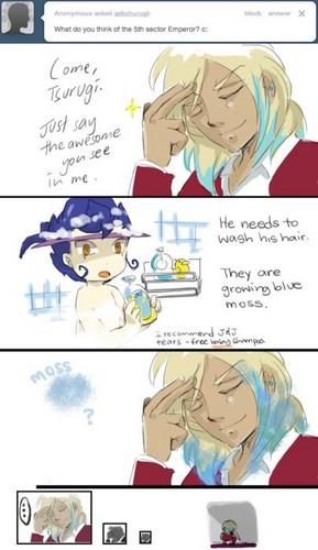 LOLz! Poor Gouenji