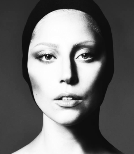Lady Gaga for Vogue September 2012 Issue