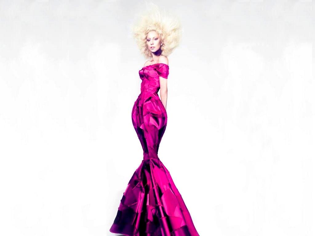 Lady Gaga Lady Gaga for Vogue September 2012 IssueVogue September 2012