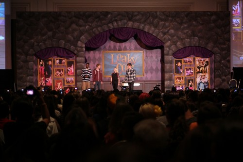 LeakyCon Opening Ceremonies