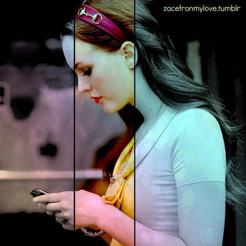 Leighton Meester - gossip-girl Fan Art