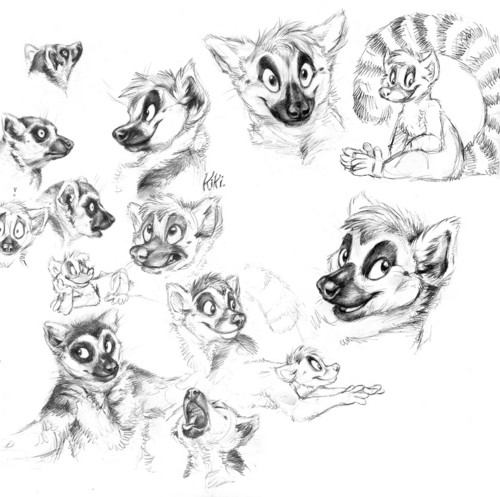lemur sketchies c:
