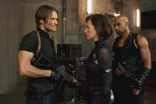 Leon Kennedy in RE:Retribution 2012