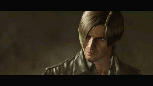 Leon in RE6