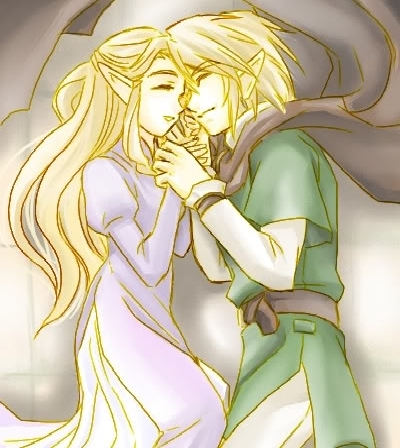 Link & Zelda